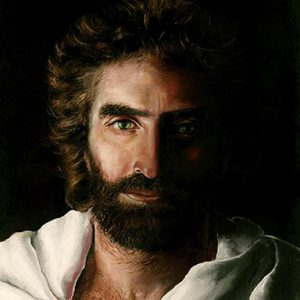 Jesus Painting - Prince of Peace