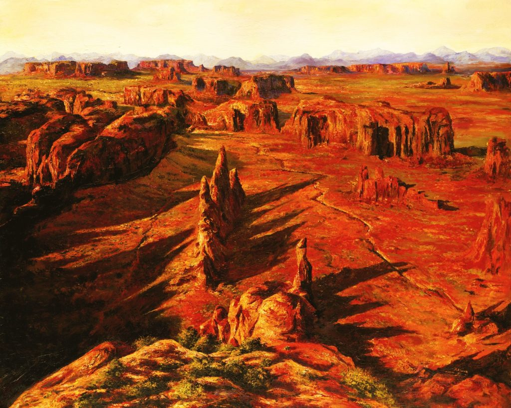 red valley Red valley is located within the northern shiprock agency, approxiametly 28 miles southeast of shiprock, new mexico the red rock valley is one of the most secnic area of the navajo nation with a beautiful red sandstone desert vistas.