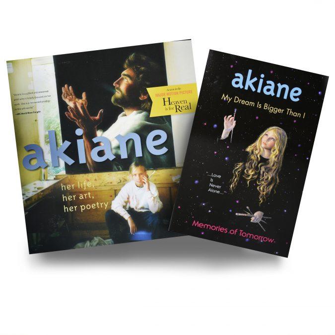 Akiane Book Bundle