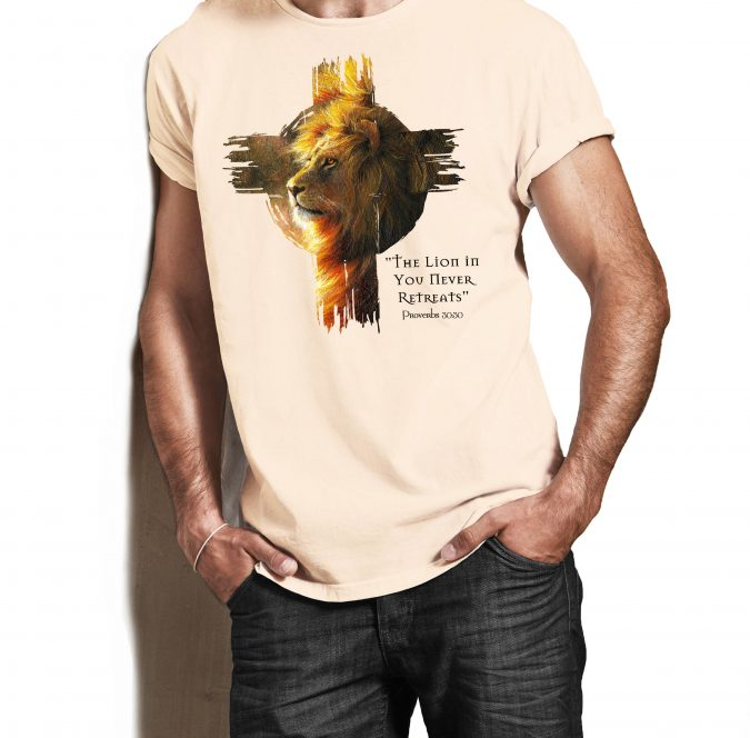 The Lion in You Shirt