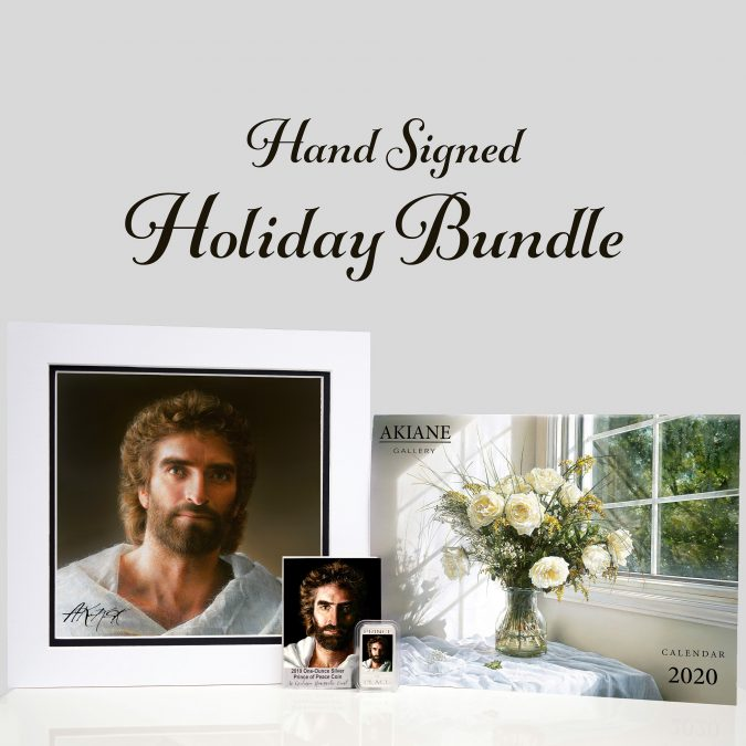 Hand Signed Holiday Special