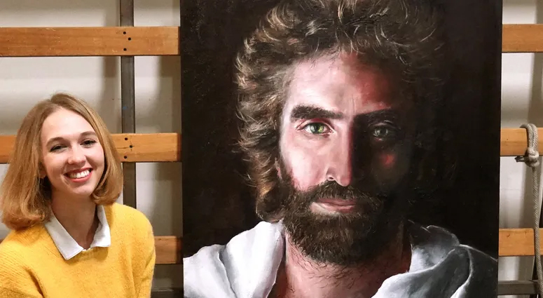 Prodigy's Painting Of Jesus Resurfaces After Theft