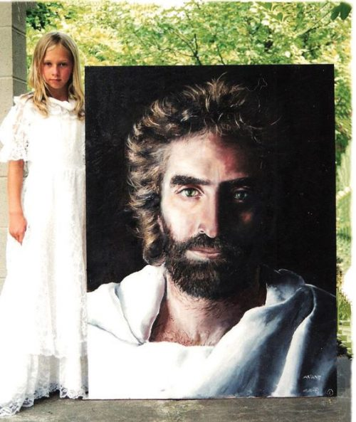 Divine Inspiration: A Portrait of the Artist Akiane Kramarik