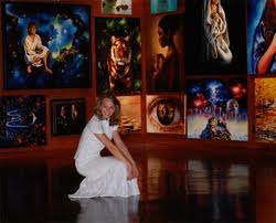 The Amazing Paintings of Child Prodigy Akiane Kramarik